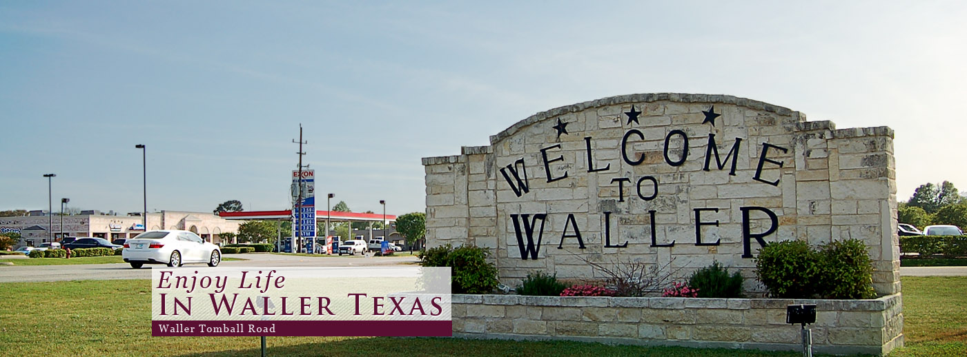 The City Of Waller Texas Maps And Directions - Waller tx map us